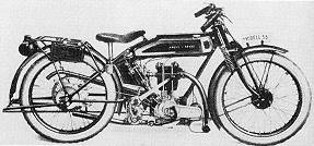 Ardie 347 ccm, JAP