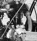 JAP von 1929 mit 'Orkan'-Drosselklappenvergaser mit Ringschwimmer