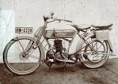 Astoria Motorrad