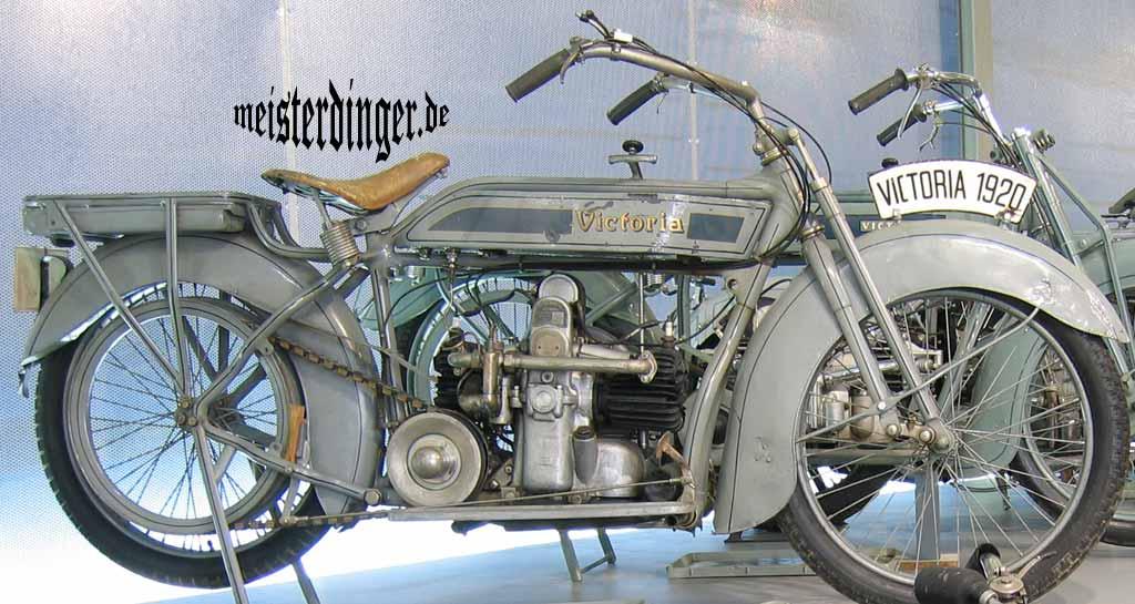 Victoria Motorr 228 Der Aus N 252 Rnberg K R I